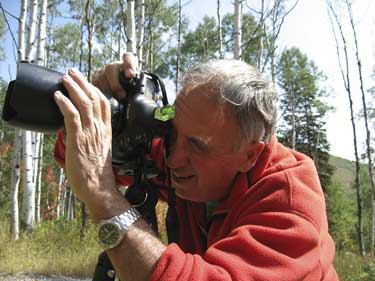 Larry Calof, Behind the Lens